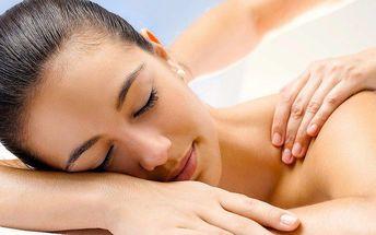 Relaxujte a nechte se hýčkat dokonalou masáží