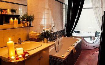 Luxusní wellness pobyt v Parkhotelu Morris pro dva