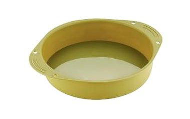 Forma na dort kulatá silikonová 24cm, olivová BERGNER BG-4729oliv