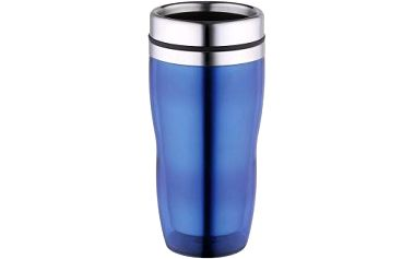 Termohrnek 450 ml modrý RENBERG RB-3010modr
