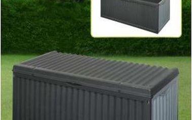 Zahradní úložný box 120 x 52 x 55 cm ProGarden KO-Y54400820