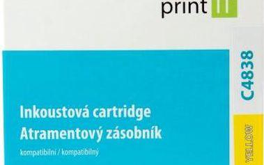Print IT C4838, č.11, žlutá (PI-113)