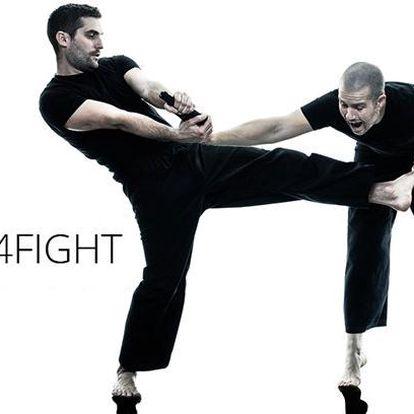 5 lekcí izraelského sebeobranného systému Krav Maga v pražském Fit4Fight