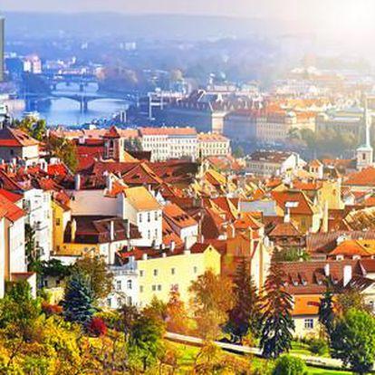 Ubytování v 4* Hotelu Ehrlich nedaleko centra Prahy