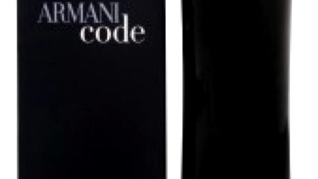 Armani Code For Men - EDT 75 ml + doprava zdarma