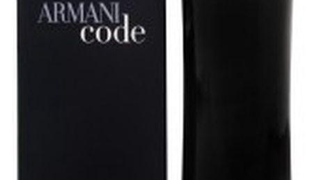 Armani Code For Men - EDT 75 ml + doprava zdarma