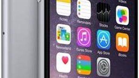 Apple iPhone 6 64GB - space grey (MG4F2CN/A) šedý + Voucher na skin Skinzone pro Mobil CZ v hodnotě 399 Kč jako dárek + Doprava zdarma