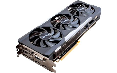 Sapphire NITRO R9 390, 8GB with back plate - 11244-01-20G