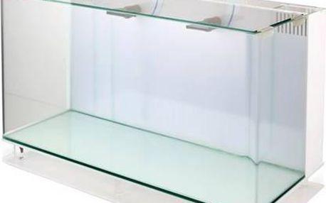 Innovative Marine Nuvo Nano 16/10K - Akvarijní set vč. LED osvětlení 60l bílé + Doprava zdarma