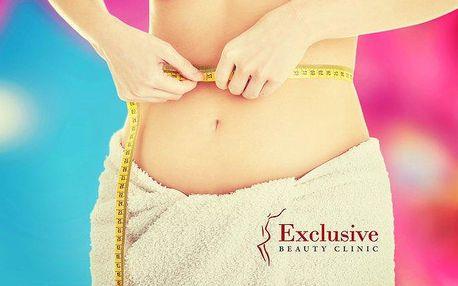 Hubnutí pomocí laserové akupunktury v pražském salonu Exclusive Beauty Clinic