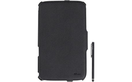 "Trust Stile folio stand for GalaxyTab3 8"", black (19638)"