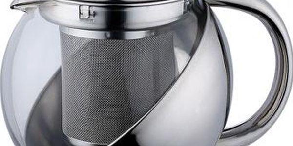 Konvice na čaj nerez 1,1 l RENBERG RB-3048