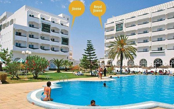 Tunisko, Sousse, letecky na 8 dní s all inclusive
