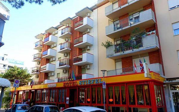 Itálie - Lignano na 4 až 10 dní, polopenze s dopravou vlastní nebo autobusem