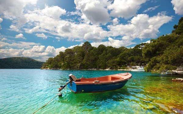 8 dní v Chorvatsku, bazén neomezeně