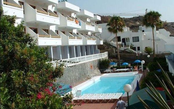 Kanárské ostrovy - Gran Canaria na 8 až 12 dní, bez stravy s dopravou letecky z Prahy 1,5 km od pláže