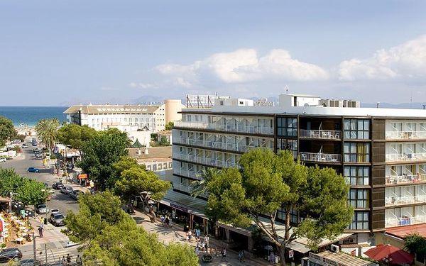 Španělsko - Mallorca na 8 až 12 dní, all inclusive s dopravou letecky z Prahy nebo Bratislavy 200 m od pláže