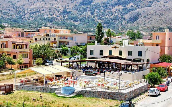 Řecko - Kréta na 8 dní, all inclusive, polopenze nebo snídaně s dopravou letecky z Brna nebo letecky z Ostravy 100 m od pláže