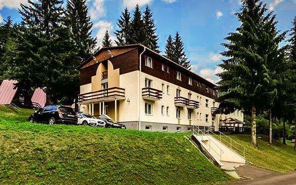 3 až 5denní pobyt pro 2 s polopenzí, saunou a vířivkou v hotelu Magura na Slovensku