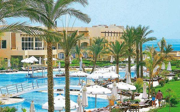 Egypt - Hurghada na 8 až 15 dní, all inclusive s dopravou letecky z Bratislavy přímo na pláži