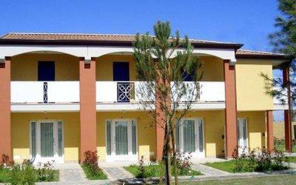 Itálie - Veneto (Benátská riviéra) na 8 až 10 dní, bez stravy s dopravou vlastní nebo autobusem 200 m od pláže