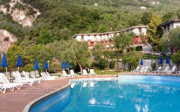 Itálie - Lago di Garda na 6 dní, polopenze s dopravou vlastní