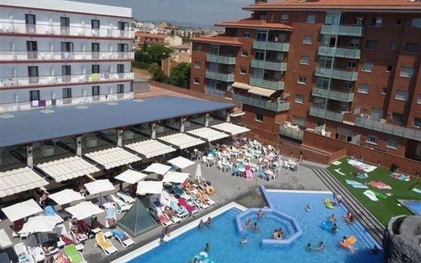 Španělsko - Costa Brava - Malgrat de Mar na 8 až 11 dní, polopenze s dopravou letecky z Prahy