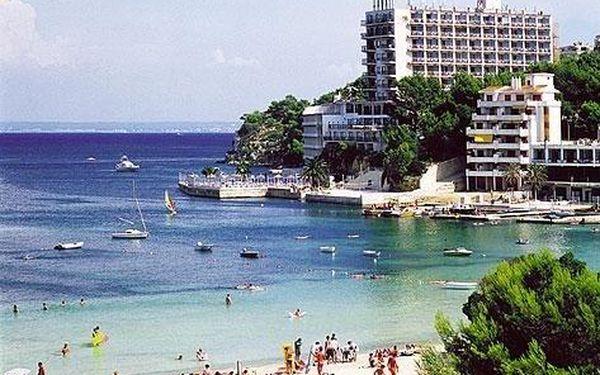 Španělsko - Mallorca - Torrenova na 9 dní, polopenze s dopravou letecky z Brna