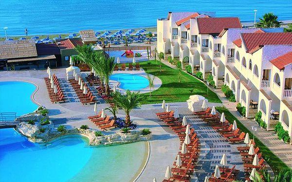 Kypr - Larnaca na 12 dní, all inclusive s dopravou vídeň přímo na pláži