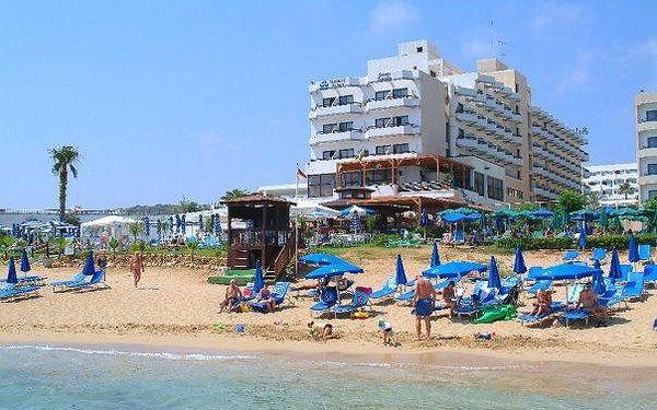 Kypr - Protaras na 8 až 11 dní, all inclusive nebo polopenze s dopravou budapešť přímo na pláži