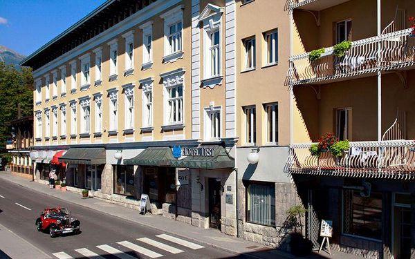 Slovinsko - Bled na 2 až 6 dní, polopenze s dopravou vlastní 250 m od pláže