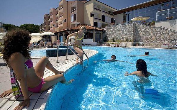 Chorvatsko - Rabac na 8 až 15 dní, bez stravy s dopravou vlastní 100 m od pláže