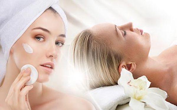 Kosmetické ošetření pleti v délce 60 minut + ošetření laserem a aplikace masky a séra v Brně.
