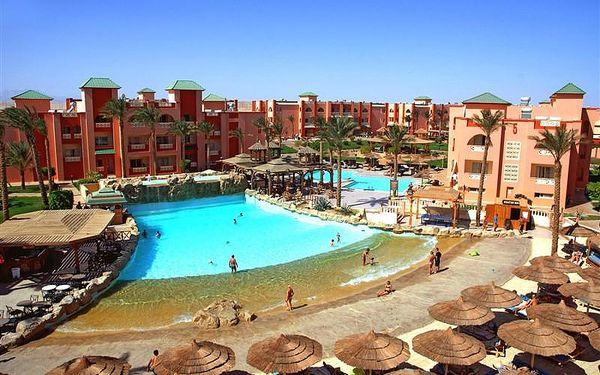 Egypt - Hurghada (oblast) - Hurghada na 8 dní, all inclusive s dopravou letecky z Prahy