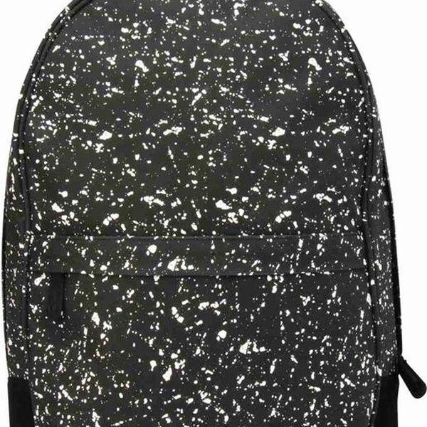 batoh MI-PAC - Splattered Black/White (040) velikost: OS