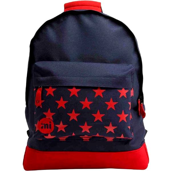 batoh MI-PAC - Stars Navy/Red-Red (A01) velikost: OS