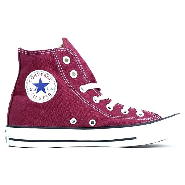 boty CONVERSE - Chuck Taylor As Speciality Wine Hi (WINE) velikost: 43