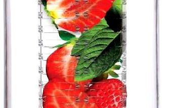 Lahev Flavour It 2 Go, červená