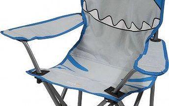 Regatta Animal Kids Chair Shark (Blue)
