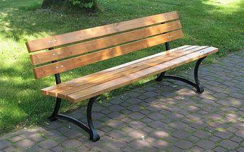 Rojaplast lavička parková