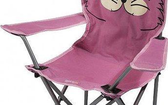 Regatta Animal Kids Chair Rabbit (Pink)