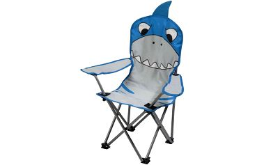 Regatta Animal Kids Chair Shark (Blue)