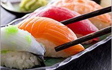 Running sushi ve Zlíně - ALL YOU CAN EAT za 399 Kč! Chyťte si své oblíbené SUSHI přímo z jezdícího pásu!