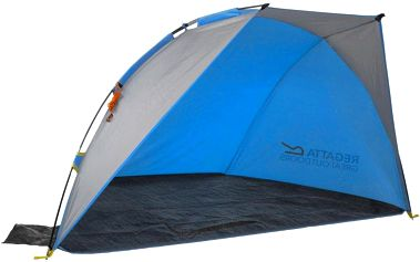 Regatta Tahiti Beach Shelter Oxford Blue/Seal Grey