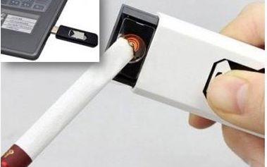 Stylový ekologický USB zapalovač do každého počasí!