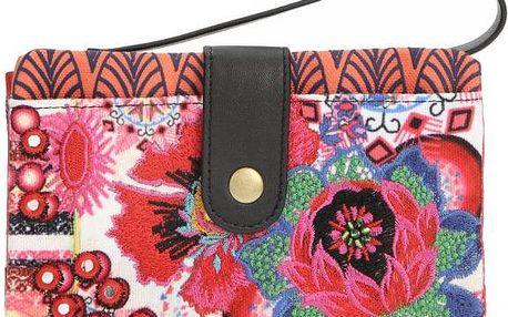 Desigual dámská vícebarevná peněženka