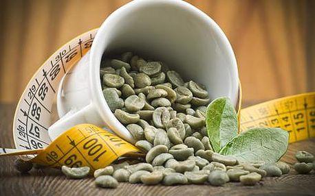 Zelená káva Brazílie Santos, 100% arabica