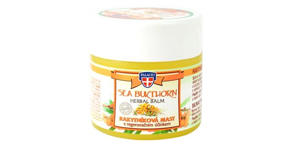 PALACIO Rakytníková bylinná vazelína, 120ml