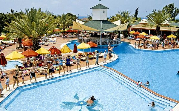 Turecko, Alanya, letecky na 4 dny s all inclusive