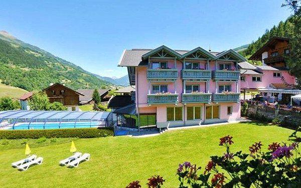 3–8denní wellness pobyt pro 2 v rakouských Alpách v hotelu Margarethenbad